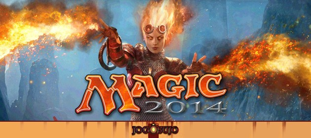[REVIEW GAMES] – Jogo Sujo – Magic 2014: Duels of The Planeswalker