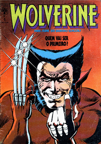 Mini-Série Solo do Wolverine
