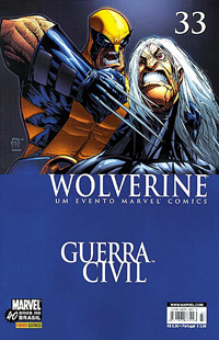 Wolverine vai a caa de Nitro
