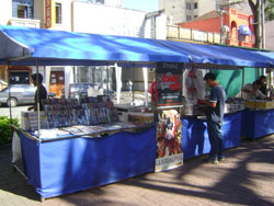 Stand do Comic City
