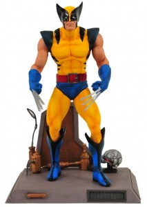 Wolverine Marvel Select