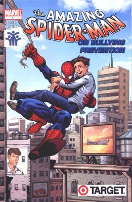 The-Amazing-Spider-Man-on-Bullying-prevention